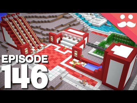 Hermitcraft 5: Episode 146 - Mumbos Mini THEME PARK!