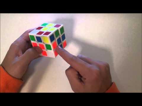 Day 5 - An F2L algorithm