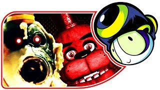 BANANA SPLITS Horror Movie Review (@RebelTaxi) A Lost Five Nights At Freddy's Movie?
