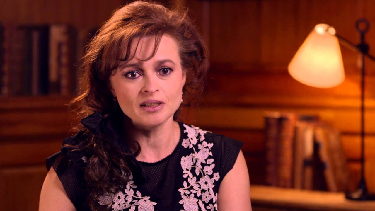 helena bonham carter kisses and tells about a room with a view