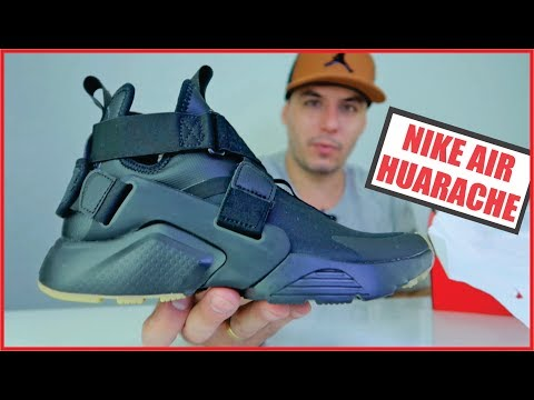 Nike Air Huarache City | Review | On feet | Unboxing
