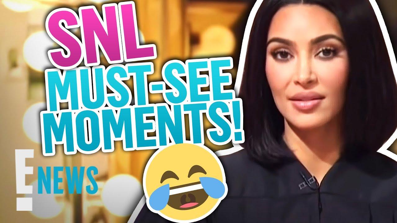 Kim Kardashian's SNL Hosting Debut Transformed Her Public ...
