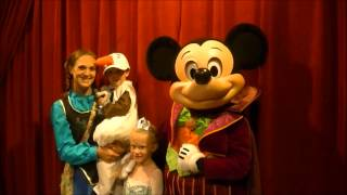 Disney World Family Vacation 2014