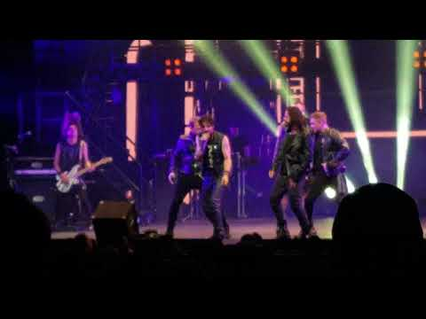Rock Medley - Tenors of Rock at the Harrahs Las Vegas