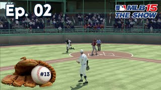 MLB 15 The Show (PS4) Road To The Show SP Ep. 2   The Showcase