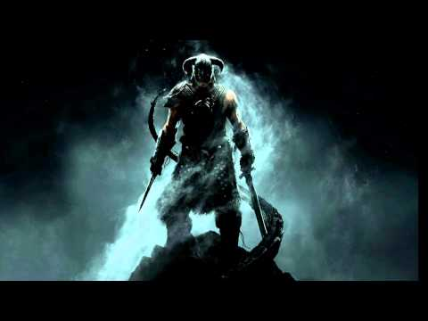 The Dragonborn Comes - Skyrim Bard Song and Main Theme Lyrics [ HD] [HQ]