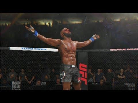НЕПОБЕЖДЕННЫЙ в UFC 3 RANKED TOP 1