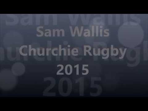 Churchie Rugby 2015 - Sam Wallis