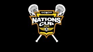 2018 Nations Cup: Bronze Medal Game - September 23, 2pm