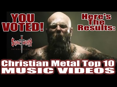Top 10 Christian Metal Music Videos