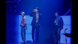 """w-inds. 「LIVE TOUR 2018 """"100""""」スタート 3 人 組 の ダ ン ス ボ ー ..."""