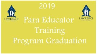Para Educator Graduation