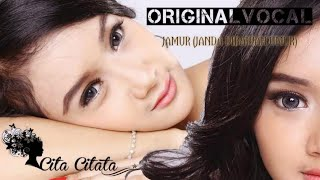 Cita Citata - Jamur ( Janda Dibawah Umur) - Official Lyric Video + Vocal