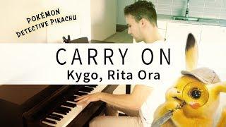 Kygo, Rita Ora - Carry On (Pokémon: Detective Pikachu Soundtrack) (Samlight Piano Cover)