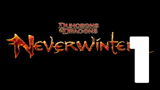Neverwinter - Part 1 Gameplay - (Xbox One 1080p 60FPS)