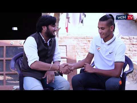 Mulaqat E7 | Indian U-17 star Anwar Ali | FIFA U-17 World Cup | WOH TV Special