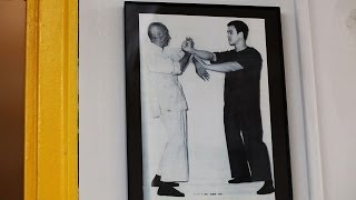 Martial Arts Legend Bruce Lee | Wing Chun