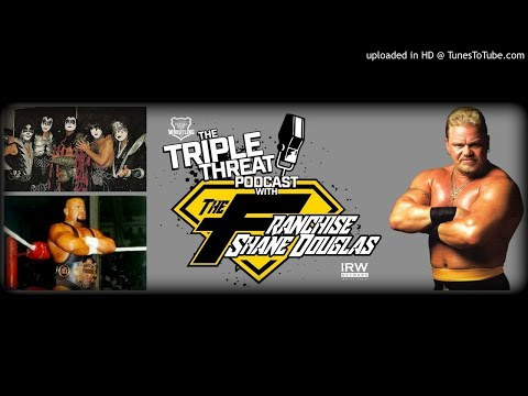 Shane Douglas On The KISS Demon, Taz Using War Machine As His ECW Theme Song