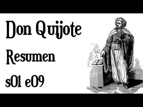 don-quijote-de-la-mancha---resumen-por-capítulos-\-parte-1-\-capítulo-9