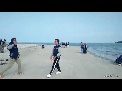 Flashmob Dance Song Of Victory,  Asian Para Games 2018. Pangkalpinang