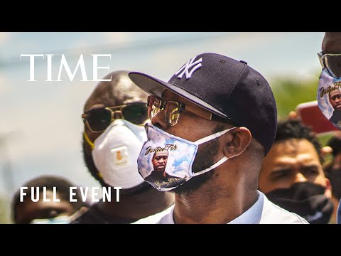 NYC Police Commissioner Holds A News Conference With Terrence Floyd | TIME