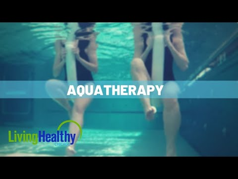 How Aqua Therapy Works