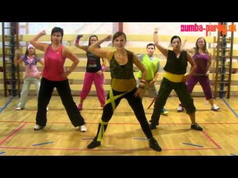 Don Omar & Lucenzo  - Danza Kuduro - Zumba choreography by Lucia Meresova [HD] Travel Video