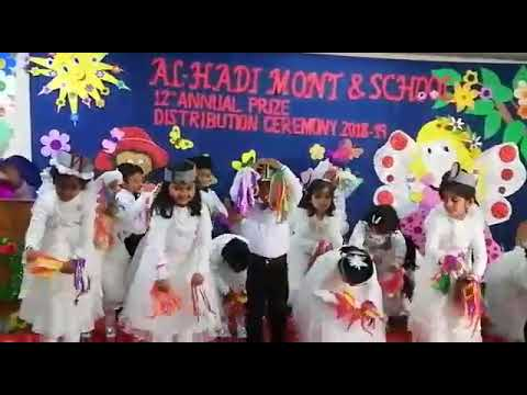 Well come Song Annual Ceremony 2019 AlHadi School Morgah