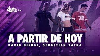 A Partir de Hoy - David Bisbal, Sebastian Yatra | FitDance Life (Coreografía) Dance Video