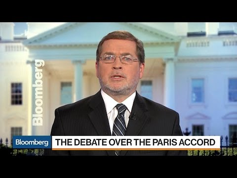 Grover Norquist Says Paris Accord Hurts U.S. Growth
