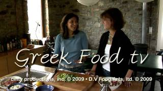 GreekFoodTv Blue Zones Ikaria Mediterranean Diet Longevity Healthy Cooking