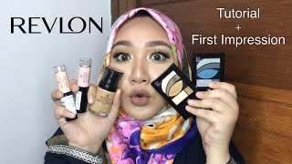REVLON One Brand Tutorial & First Impression | Bahasa Indonesia | Diendiana