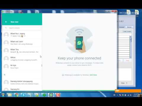 whatsapp marketing blaster software grab contact new version 1 05