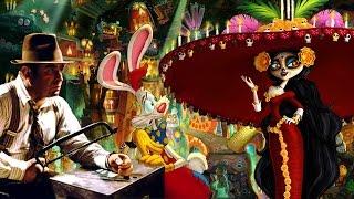 [О кино] Кто подставил Кролика Роджера? (1988), Книга жизни (2014)