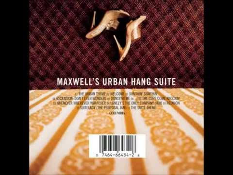 Maxwell - Whenever, Wherever, Whatever