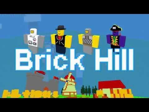 Brick Hill Roblox Playing A Roblox Inspired Game Brick Hill Youtube