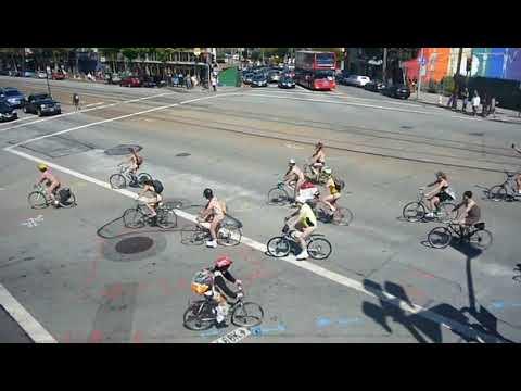 World Naked Bike Ride San Diego - 2011 | Nathan Rupert