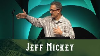 I Love God But... I Don't Like to Plan - Jeff Mickey