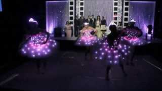 Скачать Visual Immersive And Artistic LED Ballerinas