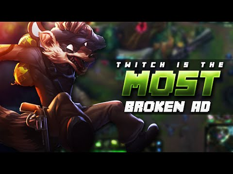 Gosu - TWITCH IS THE MOST BROKEN AD