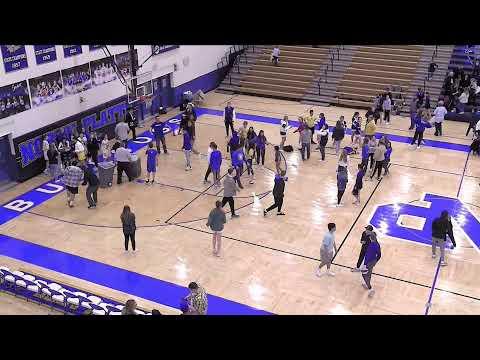 North Platte High vs. Gering High School Varsity Mens' Basketball
