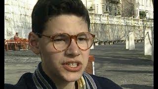 Pierre Maudet : la politique à 15 ans (1993)