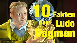 10 FAKTEN über Ludo BAGMAN