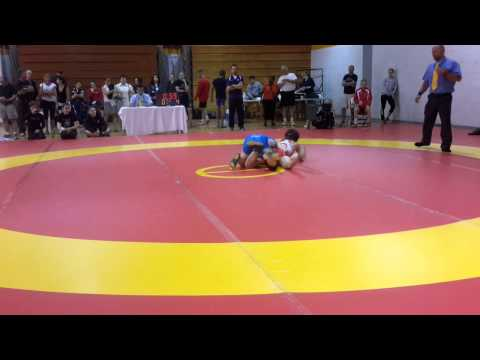 2014 Canada Cup: 48 kg Genie Gokhman (CAN) vs. Annie Monteith (CAN)