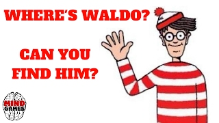 wheres waldo amazing challenge can you find waldo in these pictures? 🙄