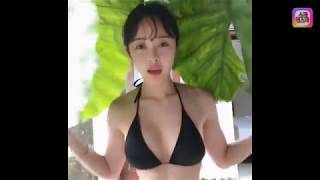 최설화 예쁜 몸매 일상 운동영상 모음