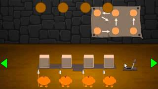 Halloween Eve Escape Video Walkthrough
