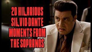 "20 Hilarious Silvio Dante Moments From ""The Sopranos"""