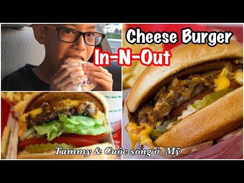 Đi Chơi Xa – Ăn Hamburger Thức Ăn Nhanh Của Mỹ Trên Xe – Cuộc Sống ở Mỹ