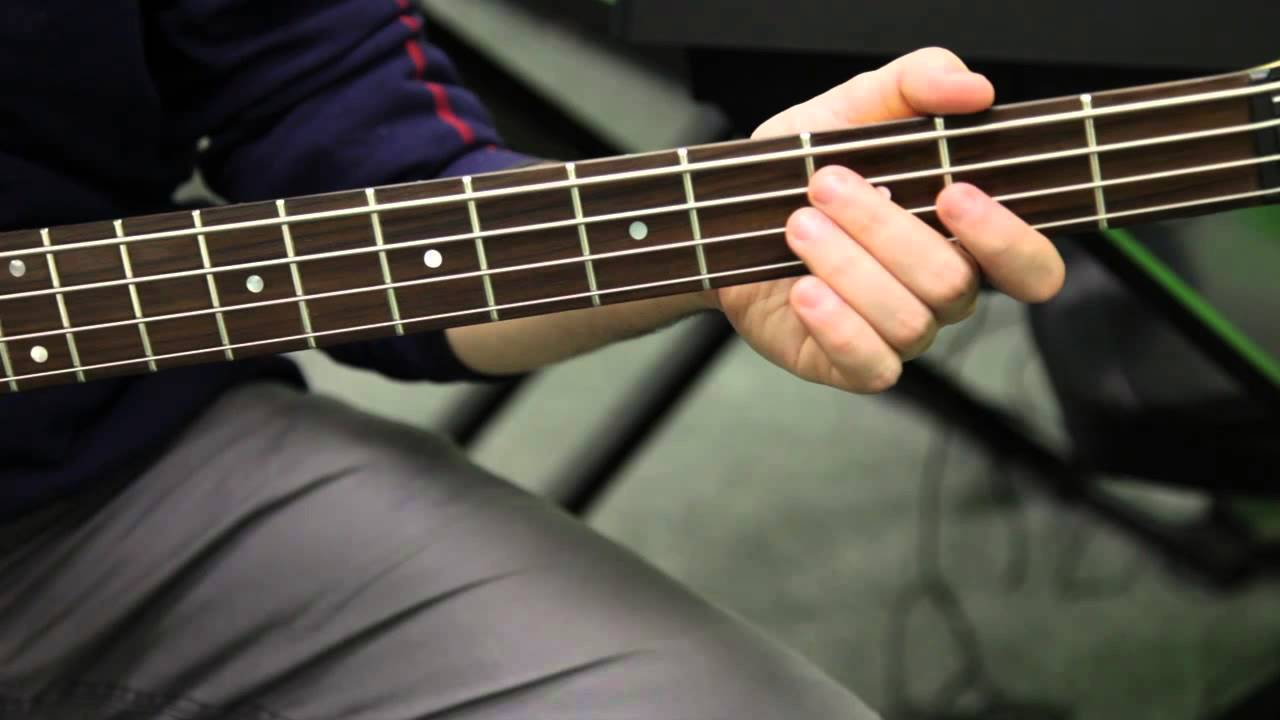Father Abraham Bass Tutorial Youtube